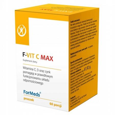 ForMeds F-VIT C MAX 60 porcji