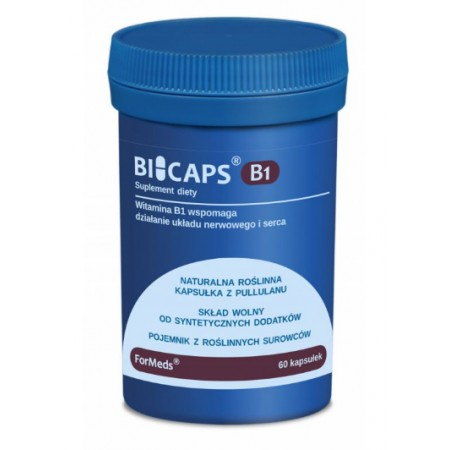 ForMeds BICAPS WITAMINA B1 60 caps.