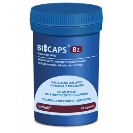 ForMeds BICAPS WITAMINA B2 60 caps.