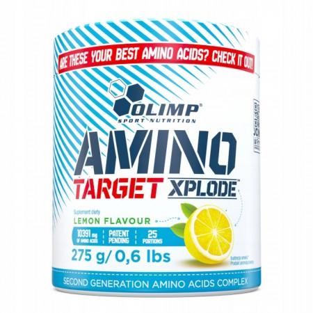 OLIMP AMINO TARGET XPLODE 275G CYTRYNA