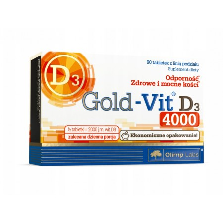 OLIMP GOLD-VIT D3 4000 90 tabs.