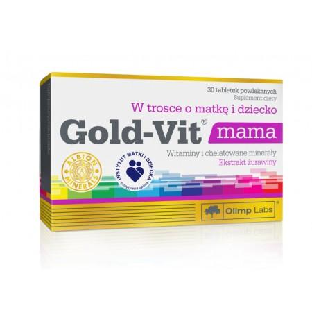 OLIMP GOLD-VIT Mama 30 tabs.
