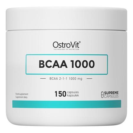 OstroVit BCAA 1000 150 caps.