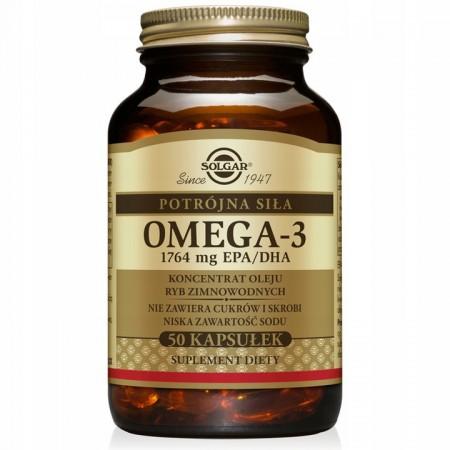 SOLGAR OMEGA-3 1764mg EPA/DHA