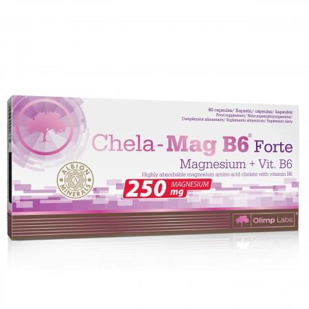 OLIMP CHELA-MAG B6 FORTE MEGA CAPS