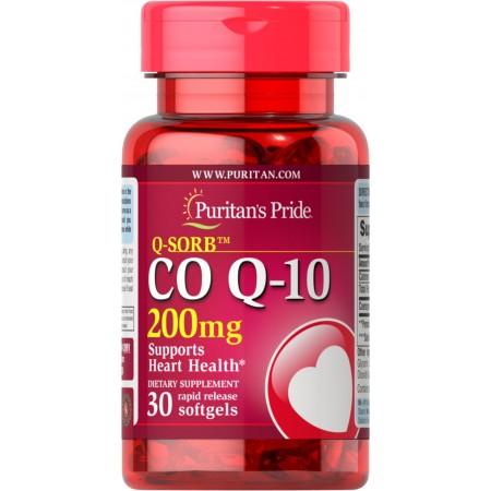 Puritan's Pride Koenzym Q-10 200 mg 30 caps.