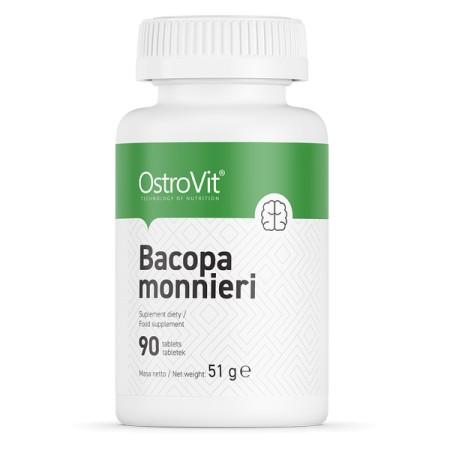 OstroVit Bacopa Monnieri 90 tabletek