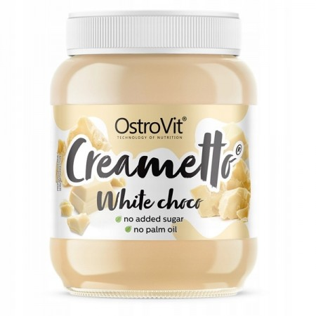 OstroVit Creametto 350g Biała czekolada