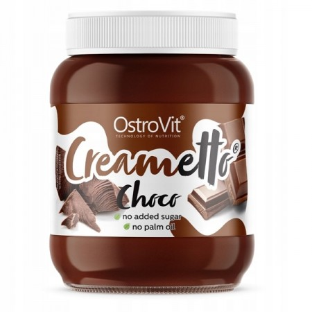 OstroVit Creametto 350g Czekolada