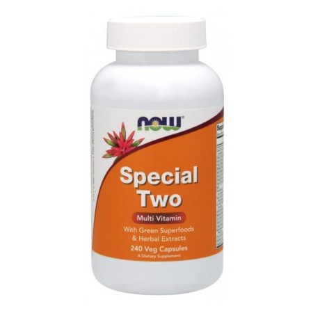 NOW FOODS SPECIAL TWO MULTI 240 caps.