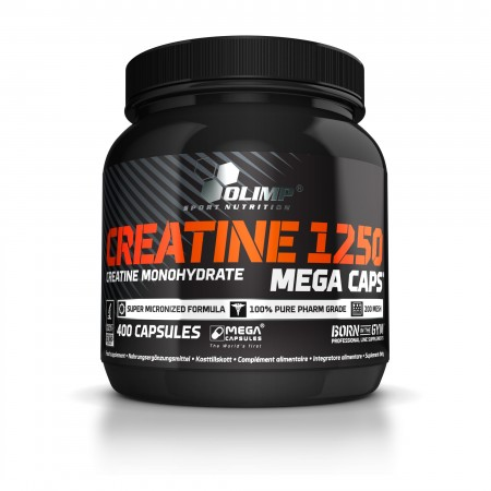 OLIMP CREATINE 1250 MEGA CAPS® 400 kaps