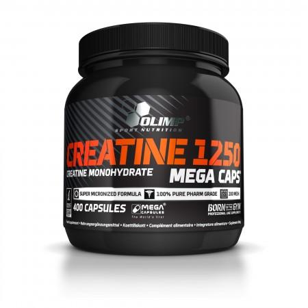 OLIMP CREATINE 1250 MEGA CAPS® 400 kaps