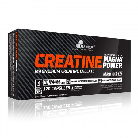 OLIMP CREATINE MAGNA POWER® MEGA CAPS® 120 kaps