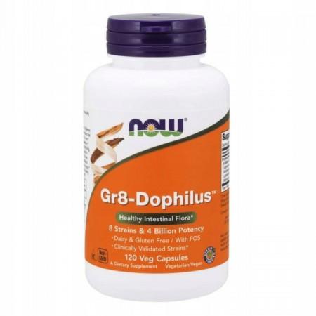 NOW FOODS Gr8-DOPHILUS 120 caps.