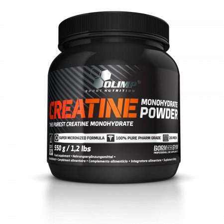 OLIMP CREATINE MONOHYDRATE POWDER 550g