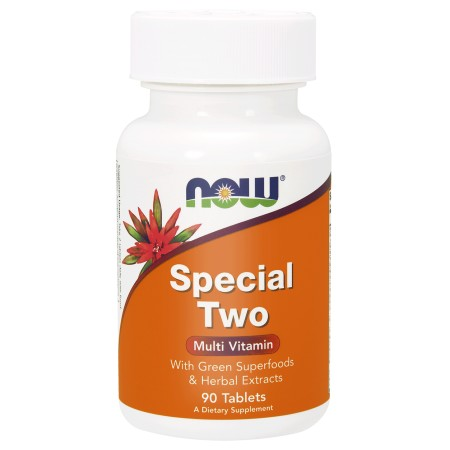NOW FOODS SPECIAL TWO MULTI 90 caps.