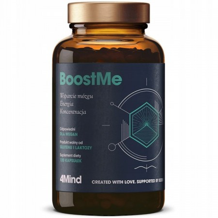 HealthLabs 4Mind BoostMe 120 kapsułek
