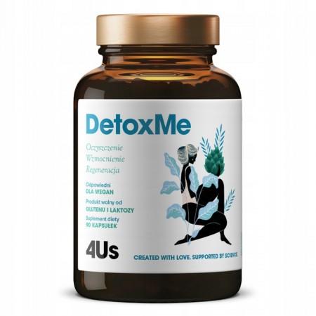 HealthLabs 4Us DetoxMe 90 kapsułek