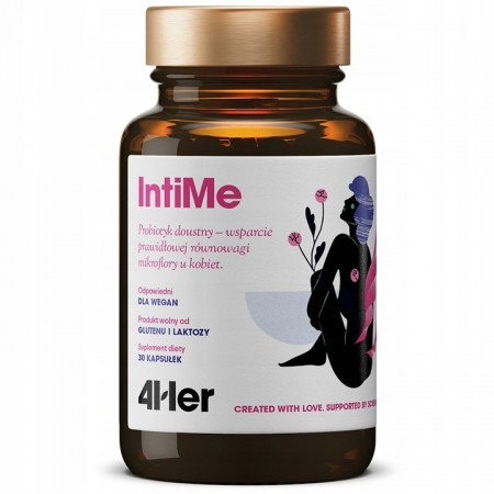 HealthLabs 4Her IntiMe 30 kapsułek