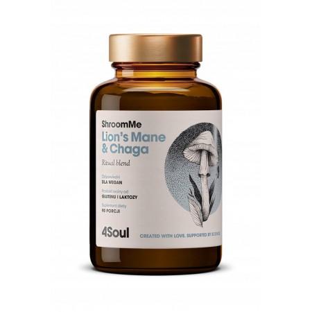HealthLabs ShroomMe Lion's Mane & Chaga