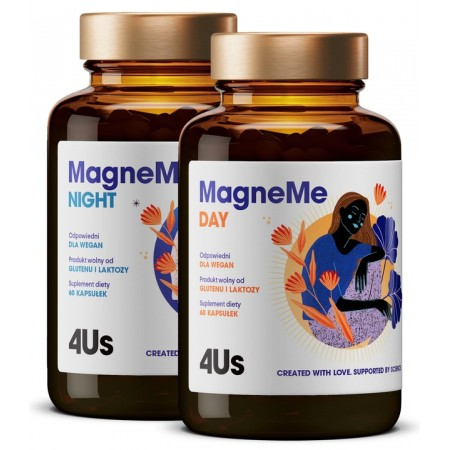 HealthLabs 4Us MagneMe 120 kapsułek