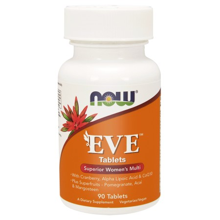 NOW FOODS EVE WOMAN'S MULTI 90 tabs.