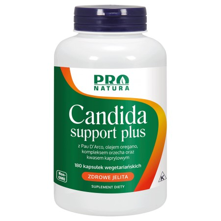 NOW FOODS CANDIDA SUPPORT PLUS 180 caps.