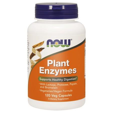NOW FOODS Plant Enzymes 120 kapsułek