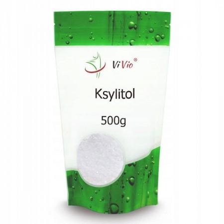 VIVIO Ksylitol fiński - cukier brzozowy 1000g