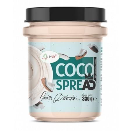 VIVIO Krem Kokosowy Bez Dodatku Cukru 330g