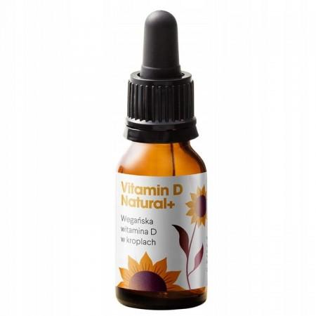 HealthLabs Care Vitamin D Natural+