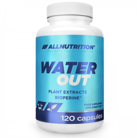 ALLNUTRITION WATER OUT 120 caps.