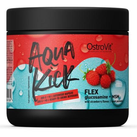 OstroVit Aqua Kick Flex 300g wild strawberry