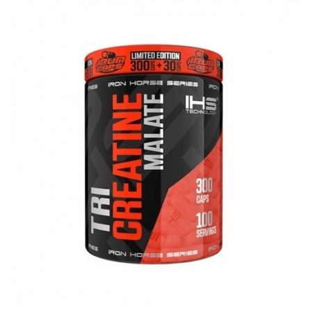 IHS TRI CREATINE MALATE 300 + 30 caps.