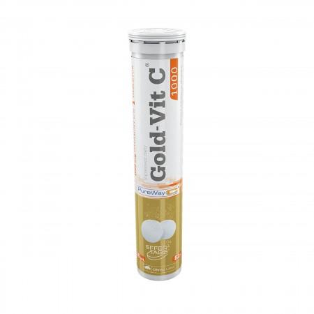 Gold-Vit C 1000® 20 tabs. musujących