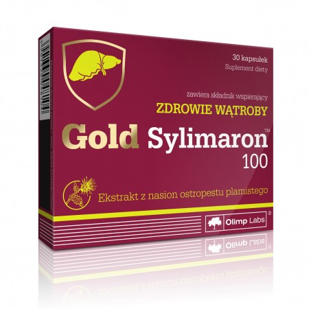 OLIMP Gold Sylimaron 100™ 30 caps.