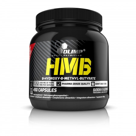 OLIMP HMB 450 caps.