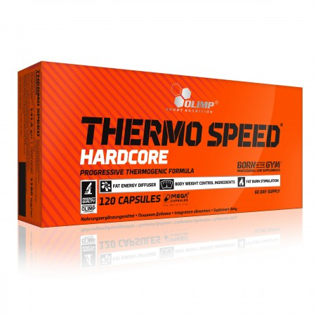 OLIMP THERMO SPEED® HARDCORE 120 caps.